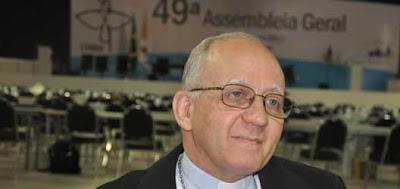 Dom Sérgio Braschi - Novo presidente da Dimensão Missionária da CNBB fala sobre o trabalho que deverá desempenhar nos próximos quatro anos