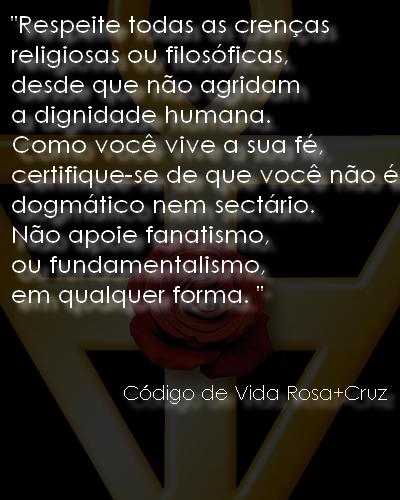 CODIGO DE VIDA