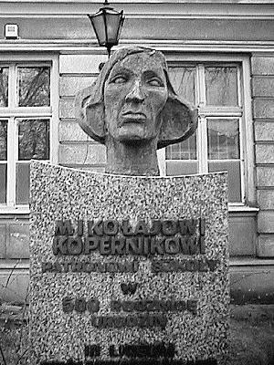 Cały świat Karli Mikołaj Kopernik Wybitny Polak Dziecko Na