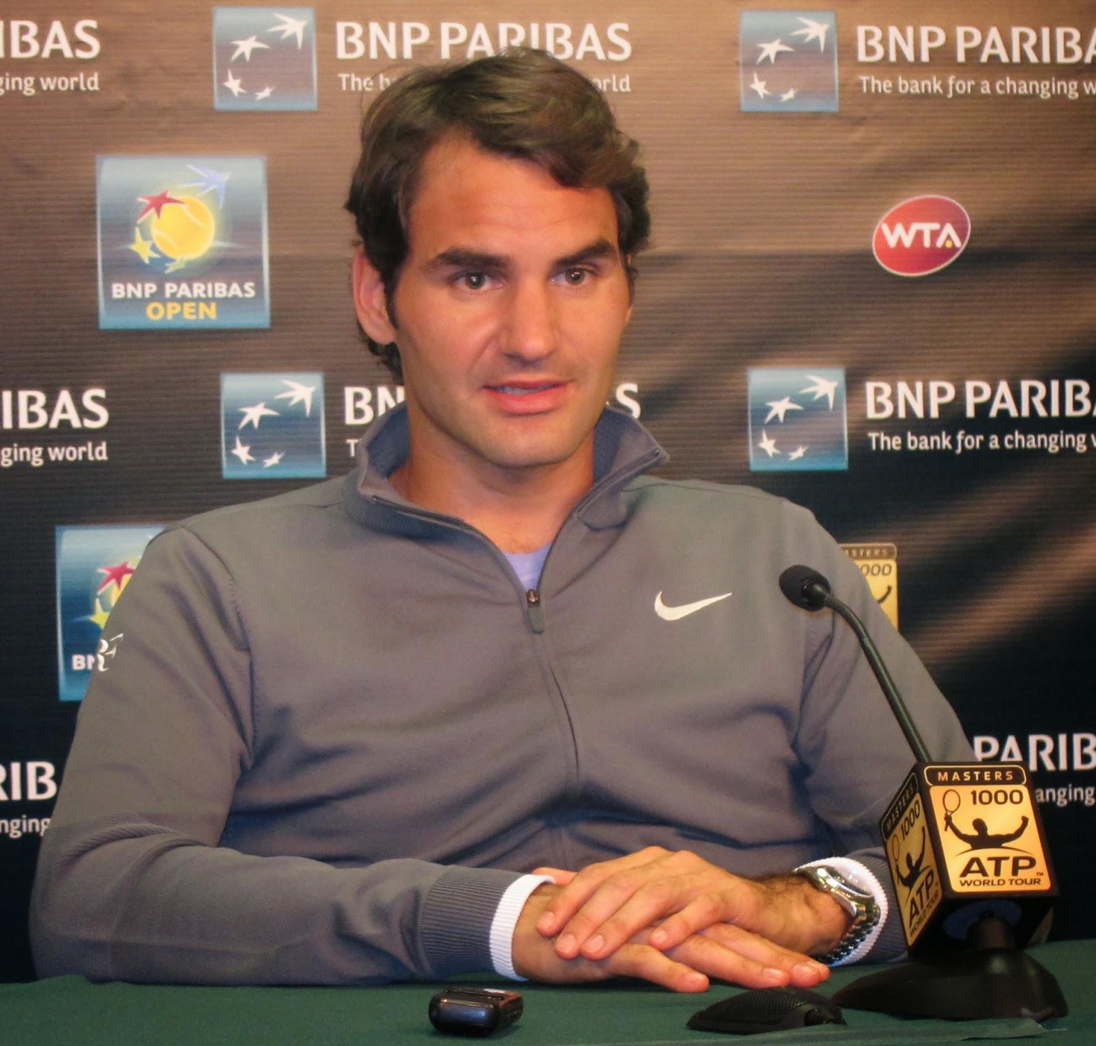 "Book review: ""Facing Federer"""