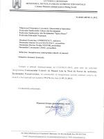 Contractul Colectiv de munca la nivel de sector de activitate invatamant preuniversitar