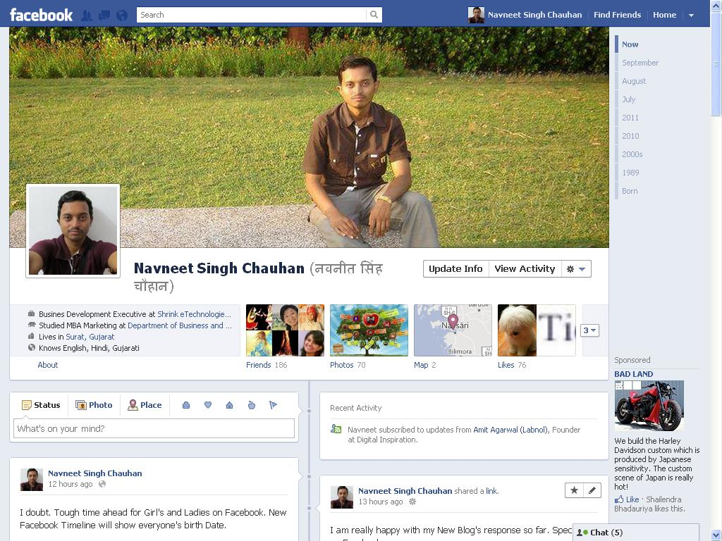 how to change preview on profile picture facebook