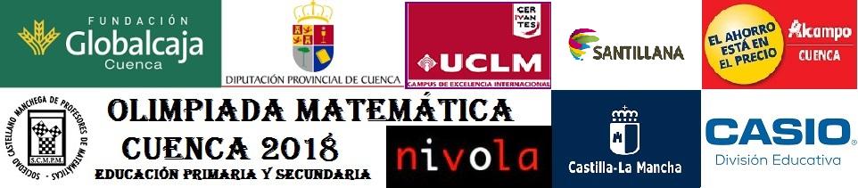 OLIMPIADA MATEMÁTICA DE CUENCA