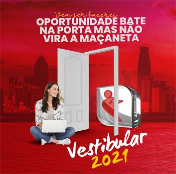 Vestibular FACCREI 2021