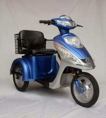 Moto Electrica 3 Ruedas $500.000