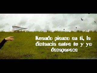 Imagen Cuando Pienso En Ti (Imagenes para Facebook)