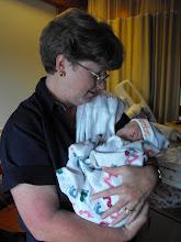 Nana and Jesse at birth