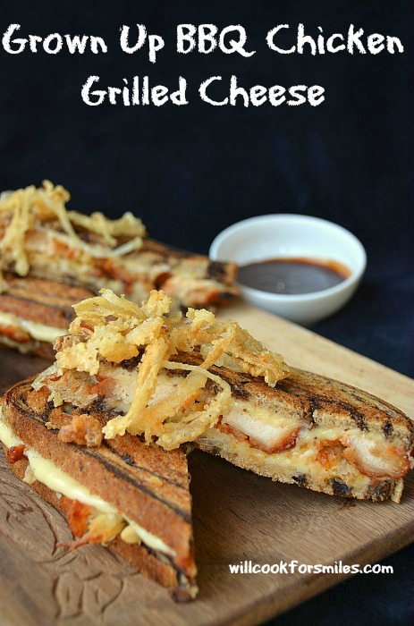Tobins' Tastes: 25 Sweet & Savory Grilled Cheese Recipes