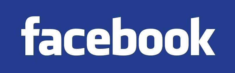 Click on the facebook logo