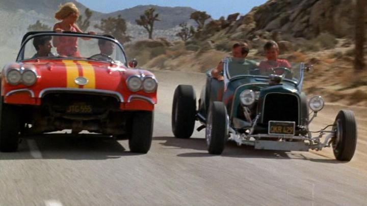 Film Reviews from the Cosmic Catacombs: Hot Rods to Hell ...