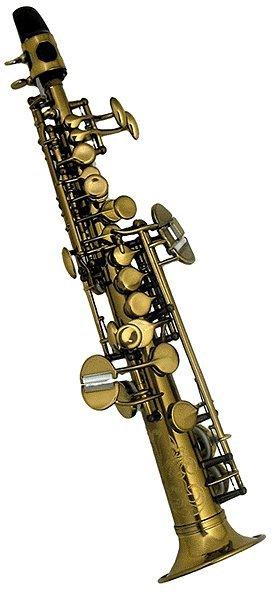 Sopranissimo saxophone - Wikipedia