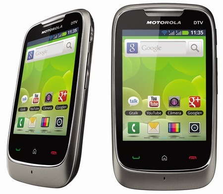 Motorola MOTOGO! TV Dual-SIM Android Phone