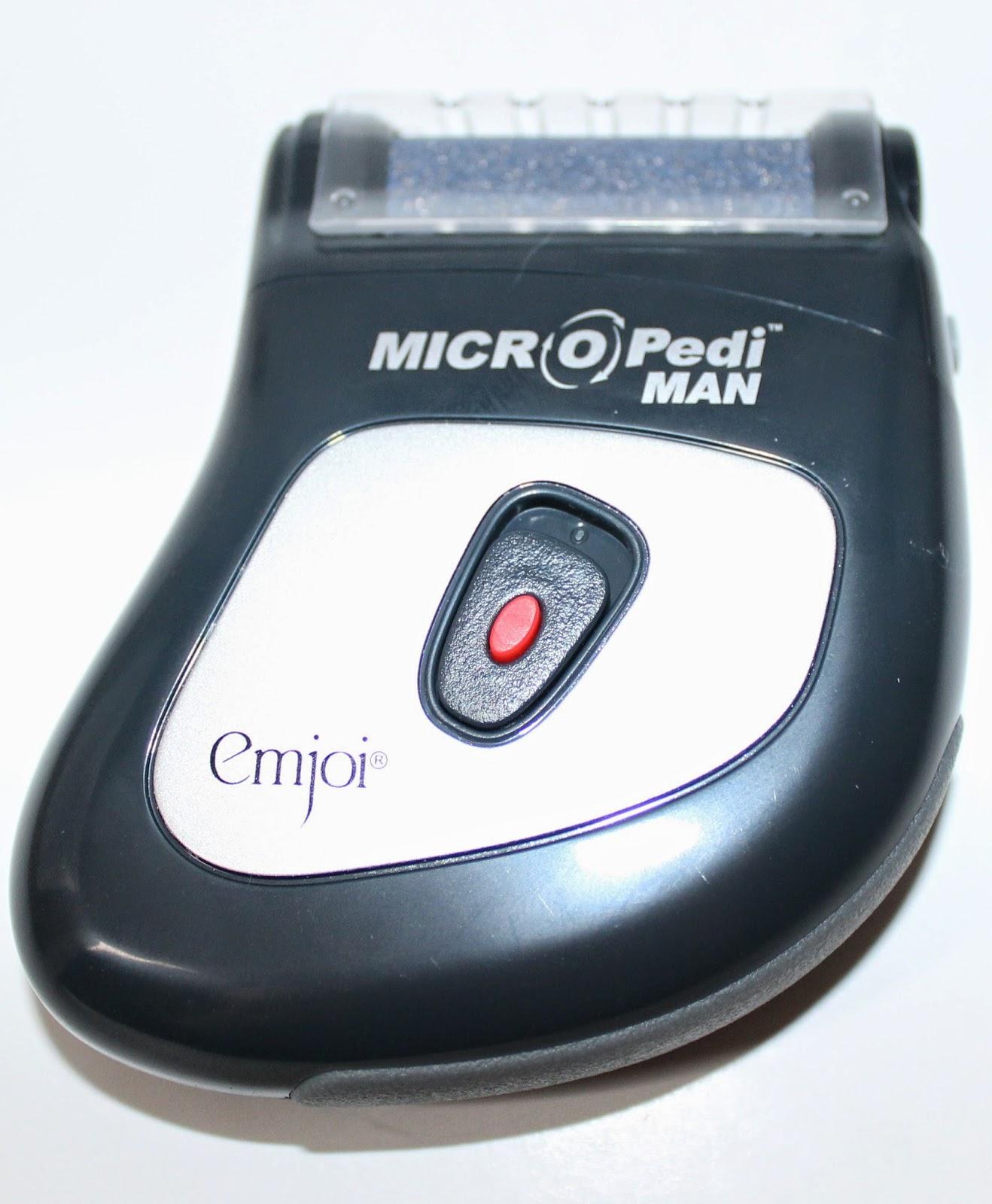 Micro Pedi Man