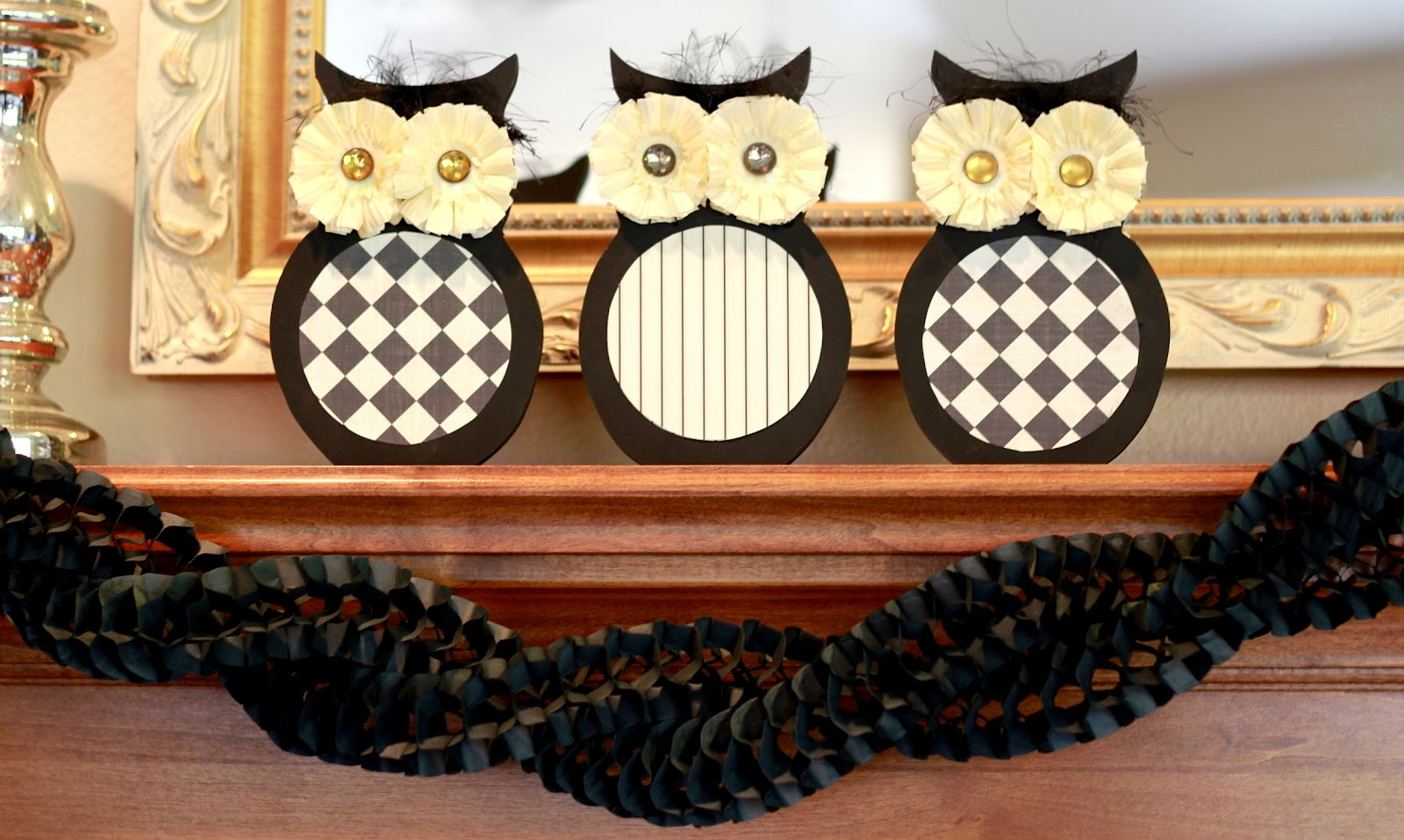 halloween owls - Halloween Crafts For Adults