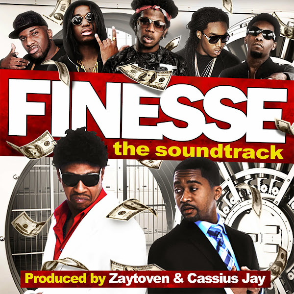 Various Artists - Finesse the Soundtrack Cover
