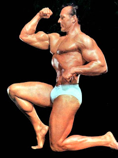 Clarence Ross Bodybuilder