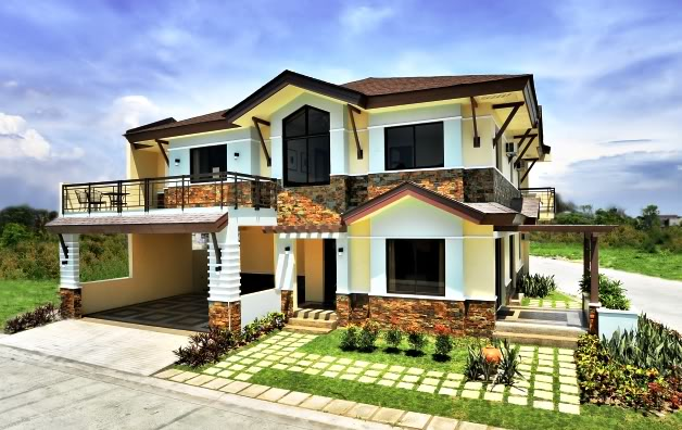 Beautiful houses in the philippines kristine 39 s for Best house design in philippines