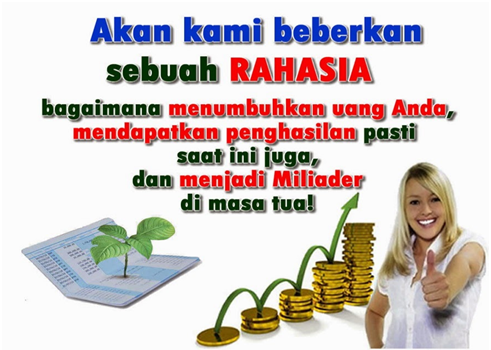 Rahasia Para Millionaire