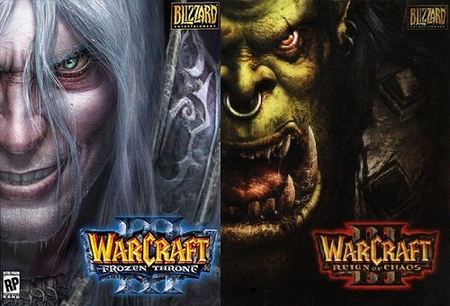 Warcraft 3 manabars - war
