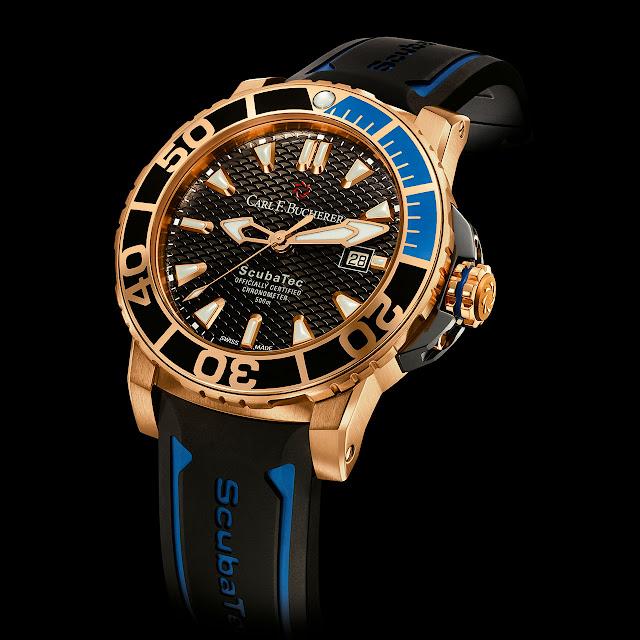 Carl F. Bucherer Patravi ScubaTec Mechanical Watch