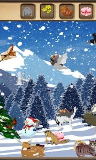 Game Hidden Object Winter Forest v1.0.4 Apk ScreenShot