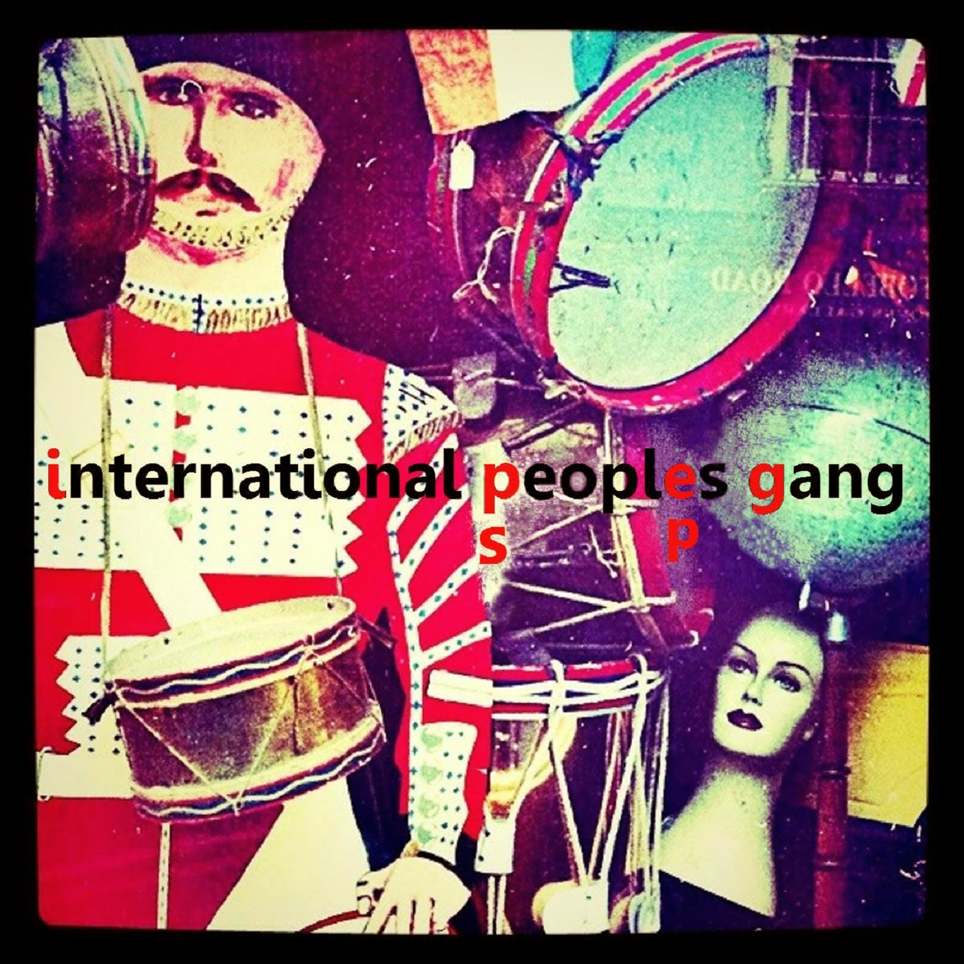 discosafari - INTERNATIONAL PEOPLES GANG - Ps