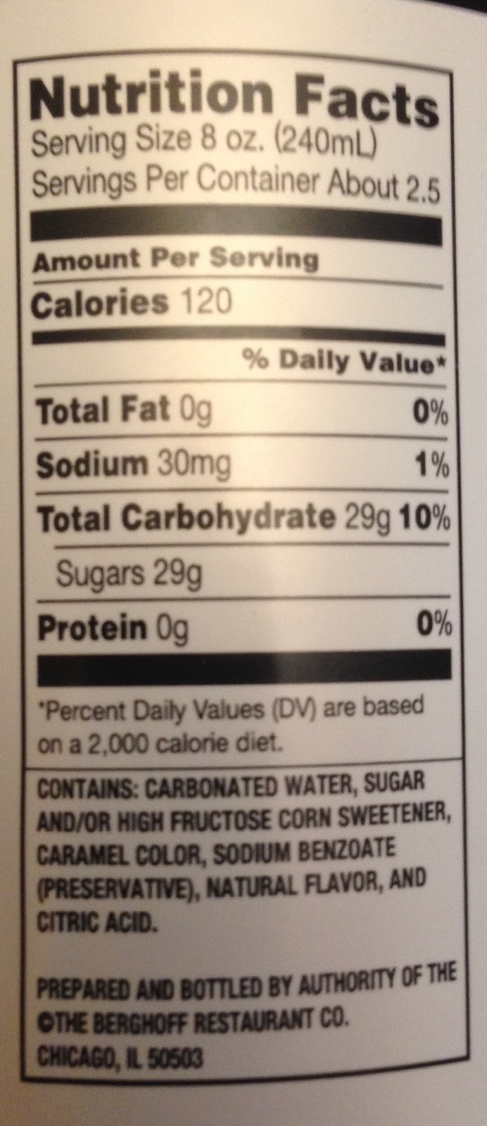 Mug Root Beer Nutrition Facts Londell's root beer reviews: sassy lil ...