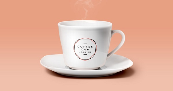 Download Coffee Mug Mockup PSD Terbaru Gratis - Coffee Hot Cup Tea Mockup PSD