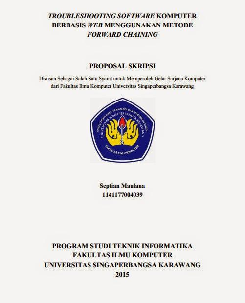 Pdf Outline Skripsi 101 Kumpulan Skripsi Manajemen Pemasaran Pdf
