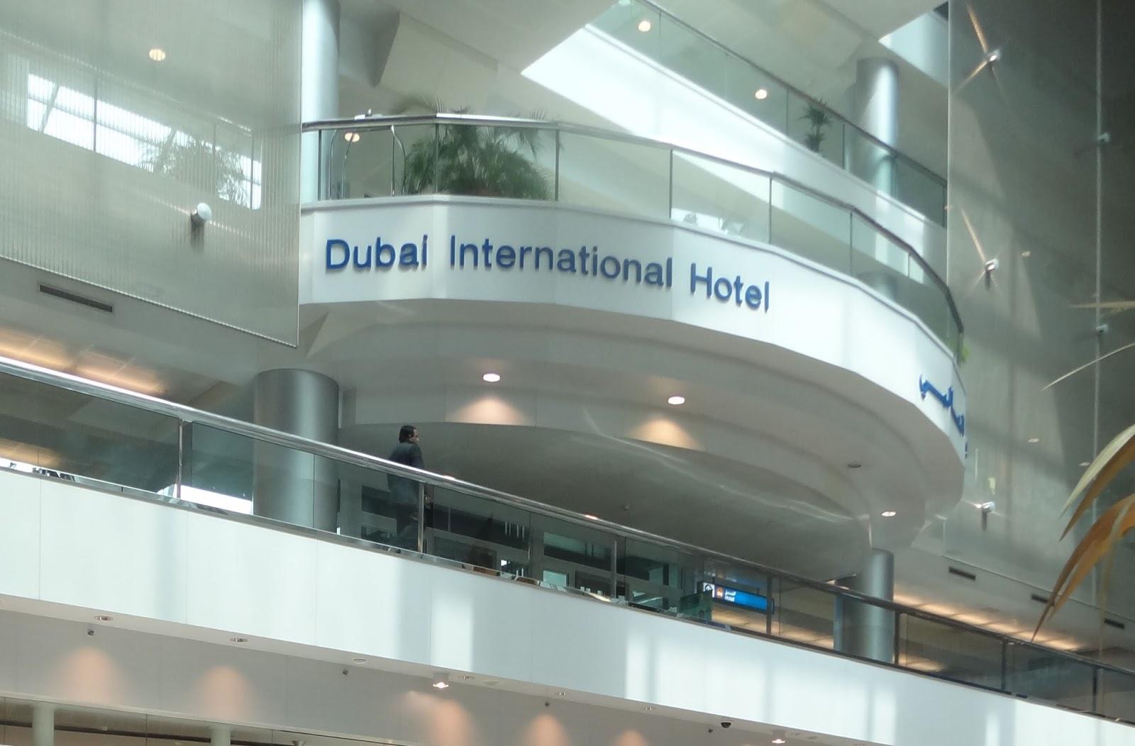 Dubai international airport premier inn international for International decor dubai