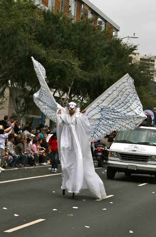 Bienestar angel WEHO Pride Parade
