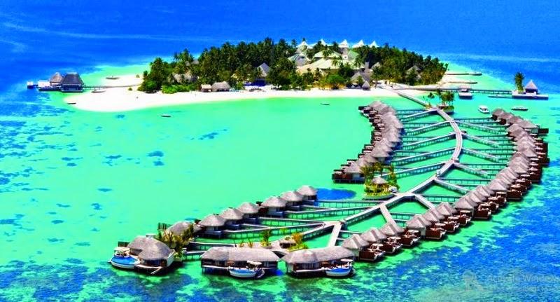 Pantai-Terindah-di-Dunia-Maldives-Maladewa