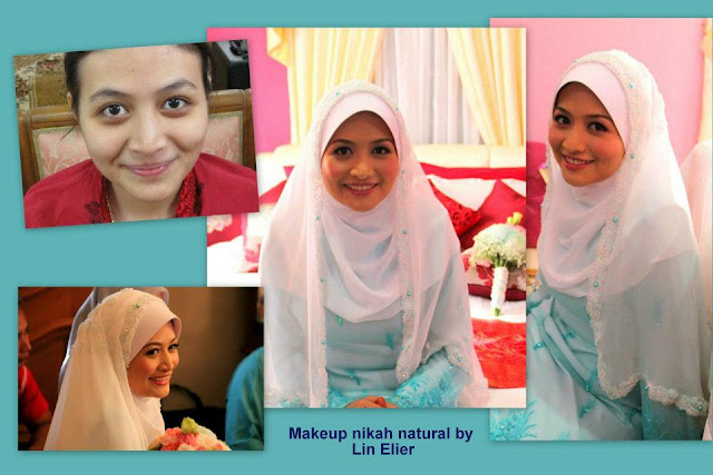 Light natural makeup nikah yang sweet