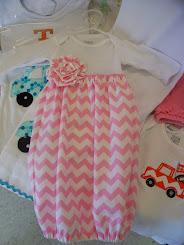 Baby Onesie Dress