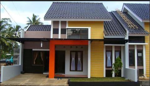 rumah sederhana tapi c...