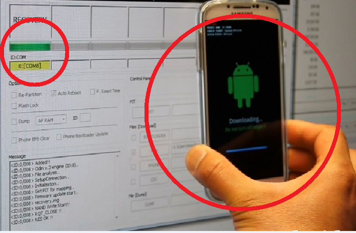 Прошивка для android своими руками
