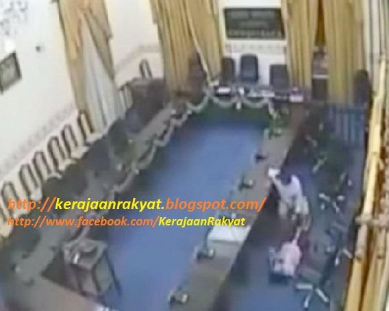 Ahli Parlimen dirakam melakukan hubungan seks ketika mabuk