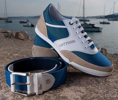 Lottusse zapatillas y accesorios edición especial Copa del Rey de Vela