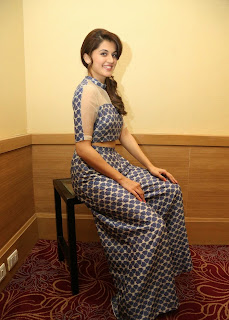 Taapsee Pannu Gorgeous beauty in Net Top at Press meet for movie Baby in Hyderabad