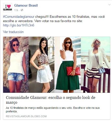 el blog de silvia - Revista Glamour Brasil