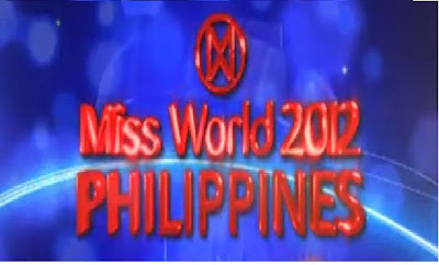 Miss World Philippines (TV 5) June 17, 2012