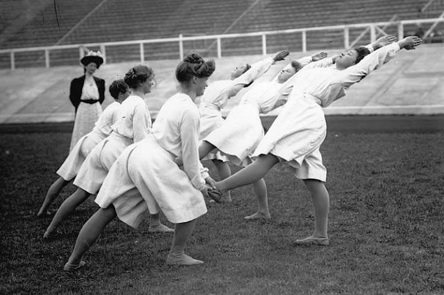 Los juegos Olímpicos en Londres pero del año 1908