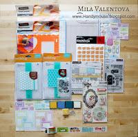 Конфетка от Милы Валентовой.