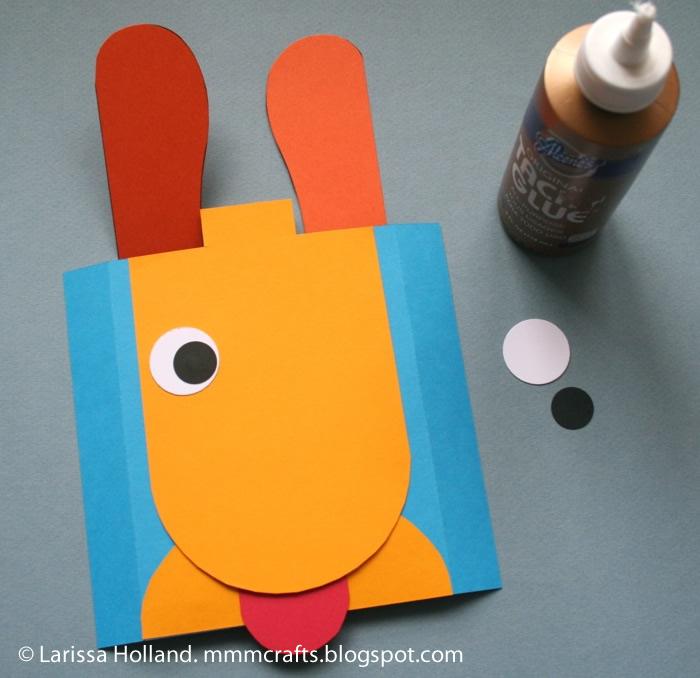Поделки из картона или цветной бумаги 63