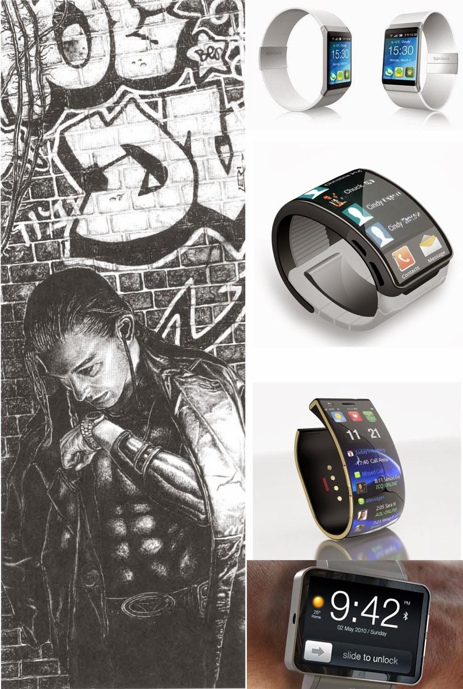 Familiar: Smartwatch