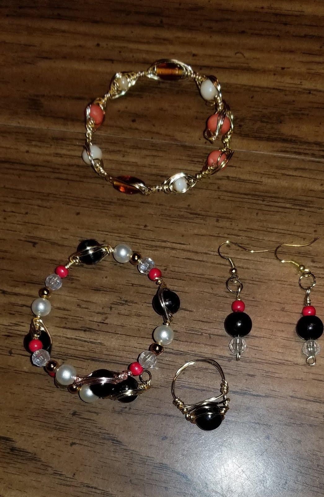Jewelry I made