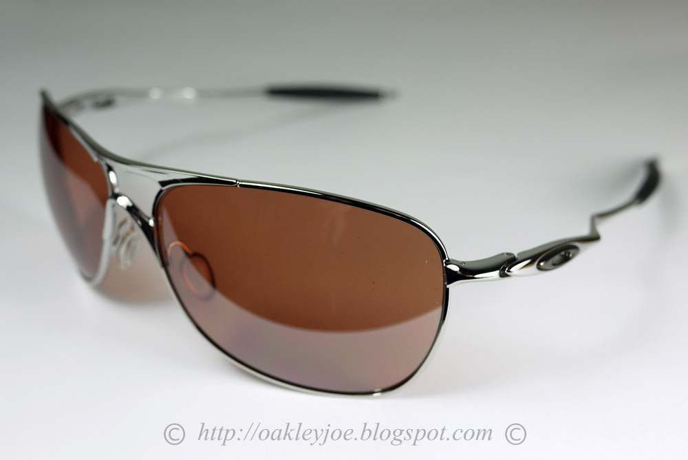 04a868d44e Oakley Crosshair Chrome Vr28 Black Iridium Polarized « Heritage Malta