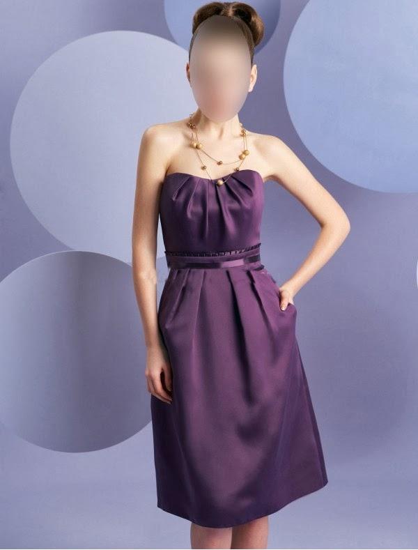 Raining Blossoms Bridesmaid Dresses A Soft And Elegant Purple Bridesmaid Dress