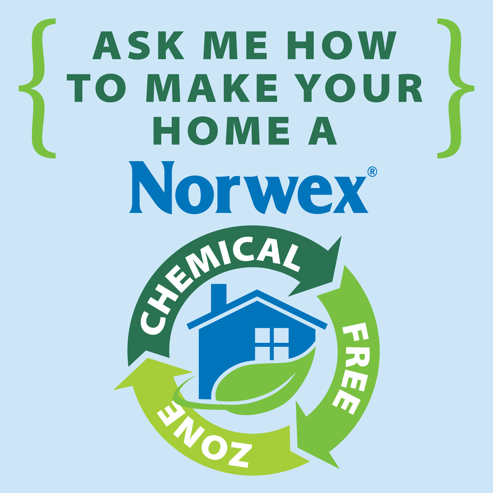 I'd love to tell you about Norwex!