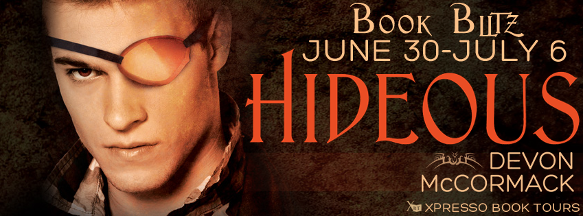 Book Blitz: Hideous by Devon McCormack